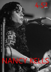 4.52am Featuring the wonderful Nancy Kells
